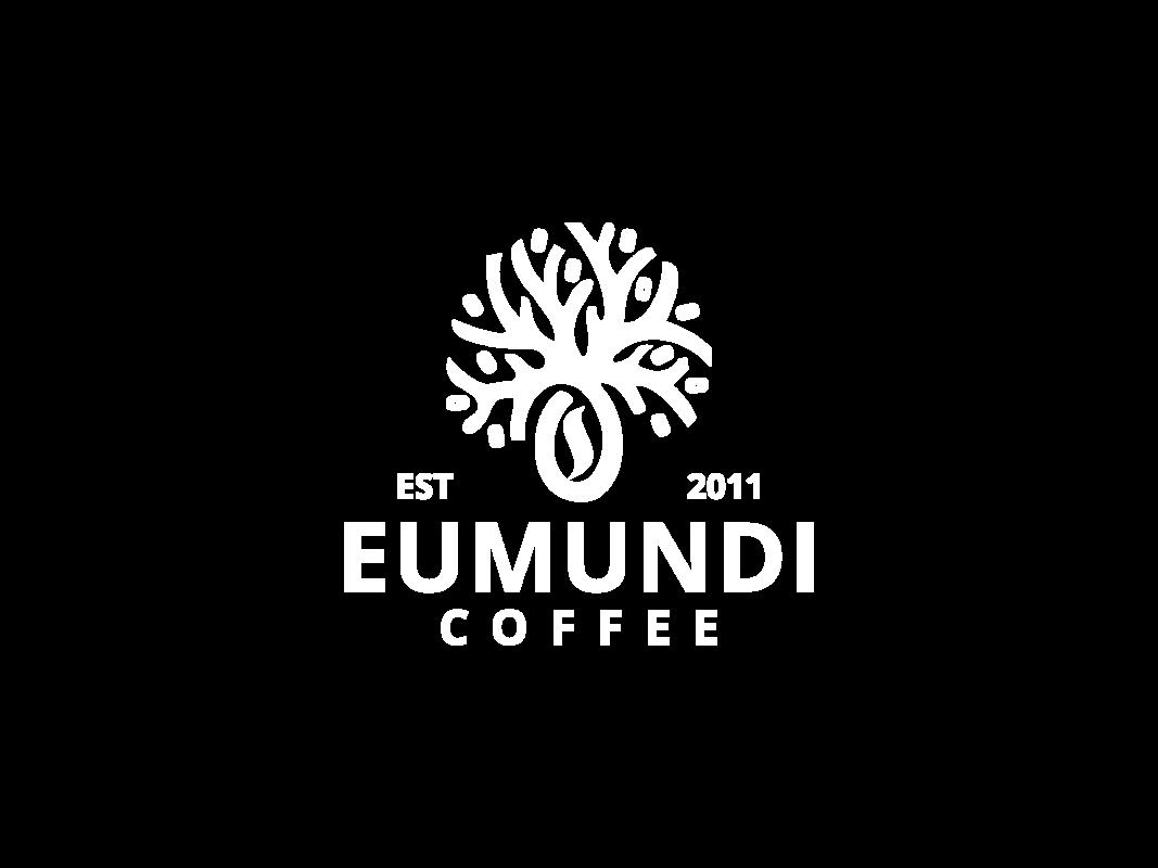 Eumundi Coffee Logo White